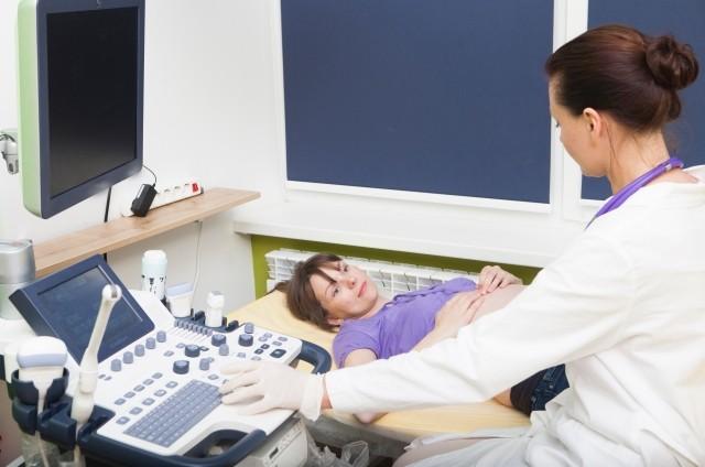 胎児エコー検査