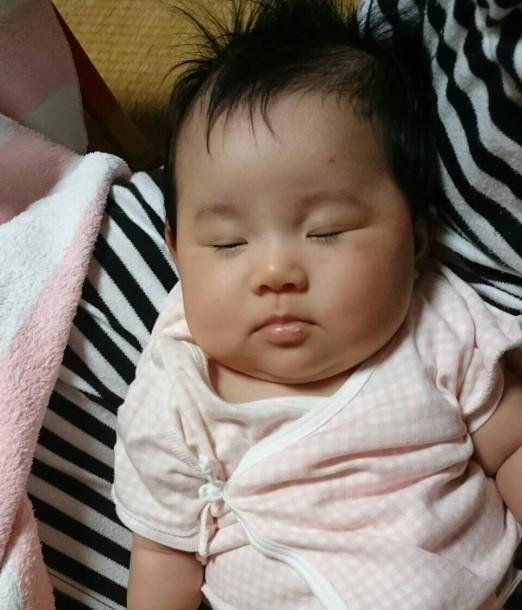 赤ちゃんの薄毛が心配